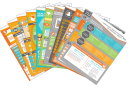 Infographics - 11 Pack (includes Motivational Interviewing & Pediatrics)