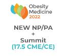 Atlanta22 - NP/PA - Spring Obesity Summit + NEW Membership (17.5CME) Apr 29 - May 1