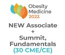Atlanta22- Associate - Spring Obesity Summit+ Fundamentals + NEW Membership (30 CME) Apr 27 - May 1