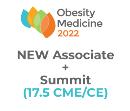 Atlanta22 - Associate - Spring Obesity Summit + NEW Membership (17.5CME) Apr 29 - May 1