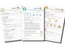 Bundle: Nutrition, Exercise and Behavior Prescription Pads