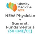 Atlanta22- Physician - Spring Obesity Summit+ Fundamentals + NEW Membership (30 CME) Apr 27 - May 1