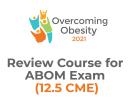 Chicago21 - Review Course for the ABOM Exam (12.5 CME) Sep 23-24