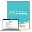 Pediatric Obesity Medicine Office Forms Bundle