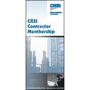 Membership Brochure - Contractor
