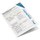 Design Checklist – One-way Slabs