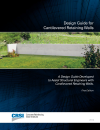 Design Guide for Cantilevered Retaining Walls-BUNDLE