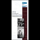 Membership Brochure & Application - Student
