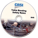 Table Bending Safety CD
