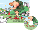 Giant King (book & audio cd)