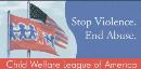 Children's Memorial Flag Bumper Sticker