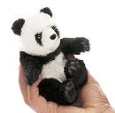 Happy Mamas Panda Hand Puppet