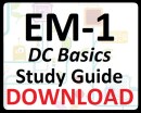 EM1 - DC Basics Study Guide Download