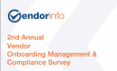 Survey Report - 2019 Vendor Onboarding Management & Compliance (FON)