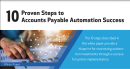 White Paper - 10 Proven Steps to Accounts Payable Automation Success (Canon)
