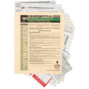 Confidential All-In-One Driver Qualification Packet (Single Copy) - 9647