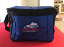 Blue Lunchbox with Embroidered KTA Logo
