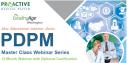 Webinars: PDPM Master Class Monthly Series (Jan-Dec) 2020