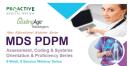 Webinars: MDS PDPM Assessment, Coding & System Orientation 6-Week Series (Jan-Feb) 2020