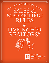 Sales and Marketing Rules to Live by for Realtors - The Little Orange Book