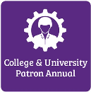 College & University Patron Annual Membership