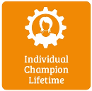 Champion Lifetime Individual Membership