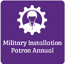 Military Installation Patron Annual Membership