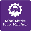 School District Patron Multi-Year Membership