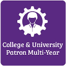 College & University Patron Multi-Year Membership