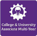 College & University Associate Multi-Year Membership