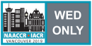 2019 NAACCR / IACR Conference Registration - WEDNESDAY Only
