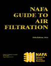 NAFA Guide to Air Filtration, 5th Edition, 2014 - paperback only
