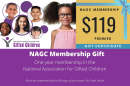 NAGC Premier Membership Gift Certificate