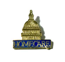 Capitol Dome & Home Care Pin
