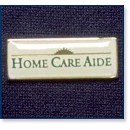 Home Care Aide Pin