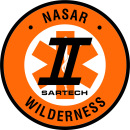 New Round SARTECH II Patch