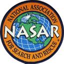 NASAR Logo Patch