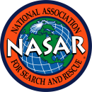 "3"" NASAR Reflective Decal"