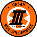New Round SARTECH III Patch