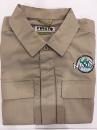 First Tactical Specialist BDU L/S Shirt w/ NASAR Logo