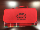 NASBITE International Blanket - Red