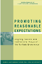 Promoting Reasonable Expectations