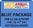 75th Anniversary GALA  (Blue)