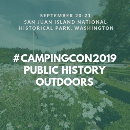 CampingCon 2019: Public History Outdoors