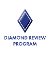Diamond Review application