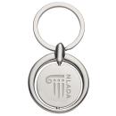 NLADA Silver Keychain