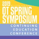2-2019 OTAC Spring Symposium STUDENT Registration - Sat/Sun