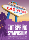 2-2020 Western Regional Spring Symposium Registration - SATURDAY ONLY (Fri. Sessions Available)