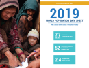 2019 Digital World Population Data Sheet