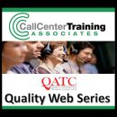 QUALITY Web Series Session 7:  Yield Results in Your Quality Program - Additional Location